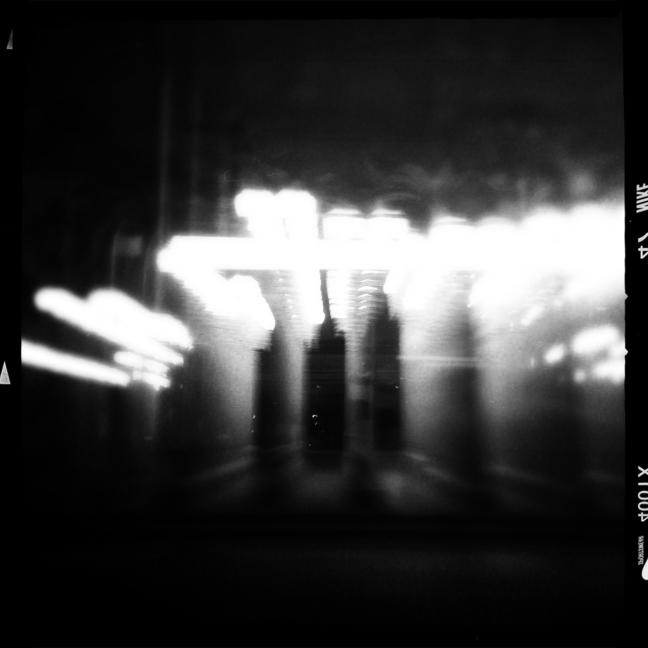 lights at LACMA