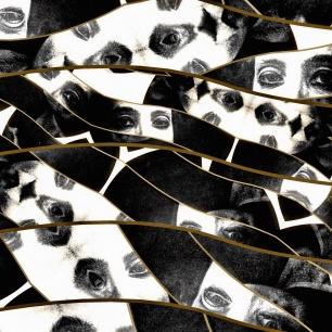 eyeball collage