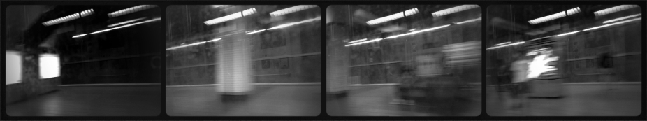 subway commute 11/2015