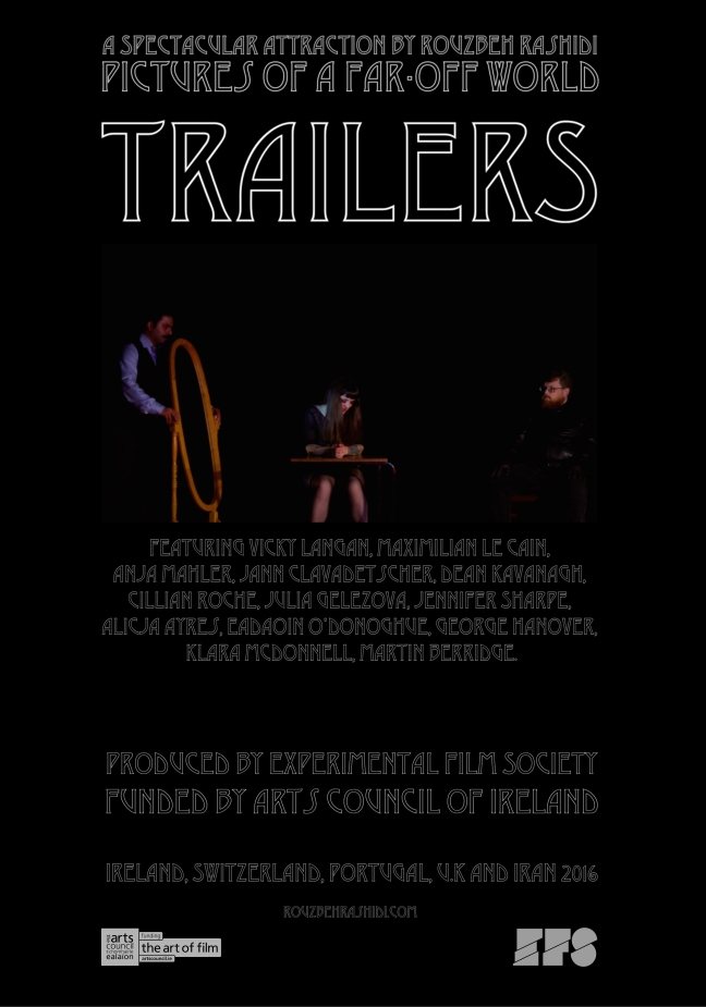 TRAILERS Poster